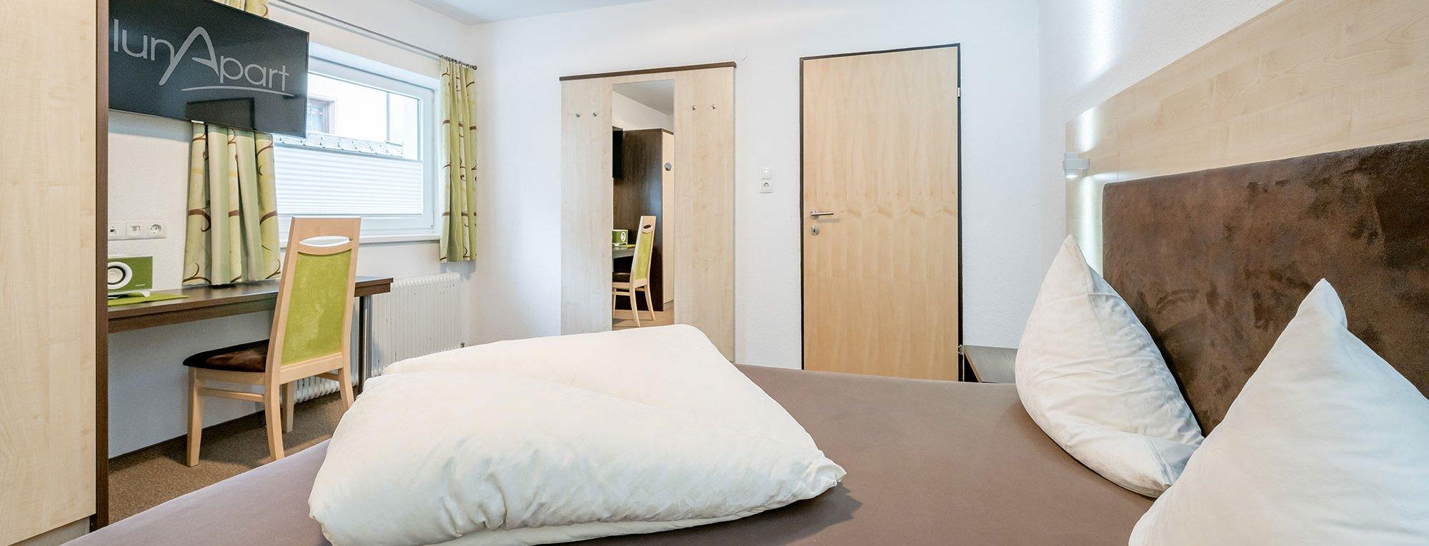 Apartment 1 at LunApart